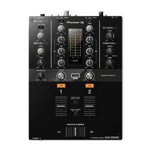 Pioneer DJ DJM-250MK2 Two Channel DVS DJ Mixer