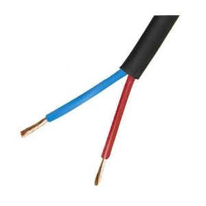 Monacor SPC-525/SW 2x2,5 mm2 speaker cable Per Meter