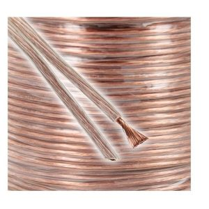 Premium OFC Speaker Cable - 129 Strands - Price per metre