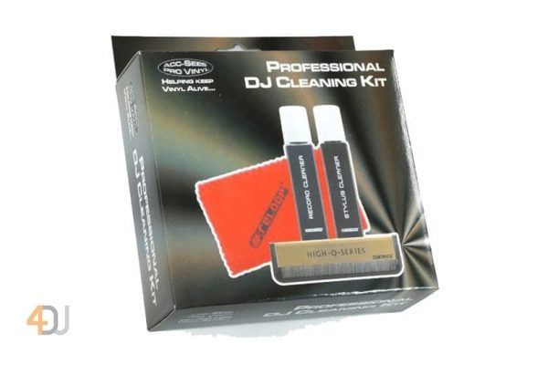 Acc-Sees APV006 Professional DJ Cleaning Kit