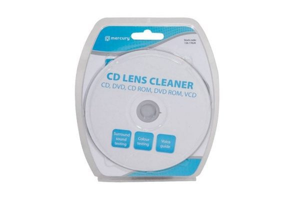 Mercury 126.176UK CD Lens Cleaner