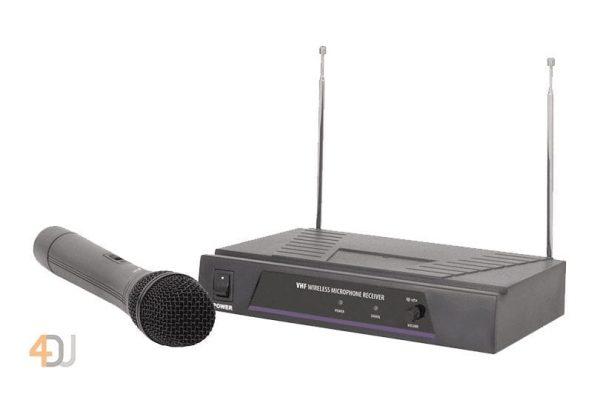 QTX VH1 Handheld Microphone VHF Wireless System 173.8Mhz