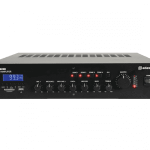 Adastra 953.116 RM360SB RM Series 5-Channel Mixer
