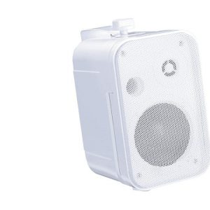 E-Audio 9 Active Speakers with Brackets and Bluetooth