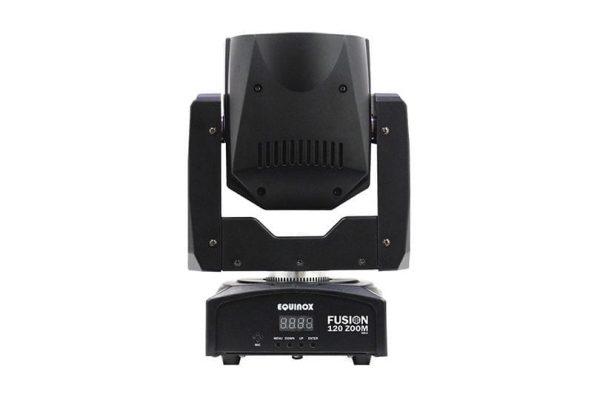 Equinox Fusion 120 Zoom Mk2 7 x 12W LED Moving Head