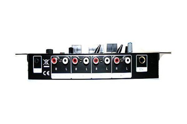 SoundLAB G103QC Mini Mixer with Crossfader