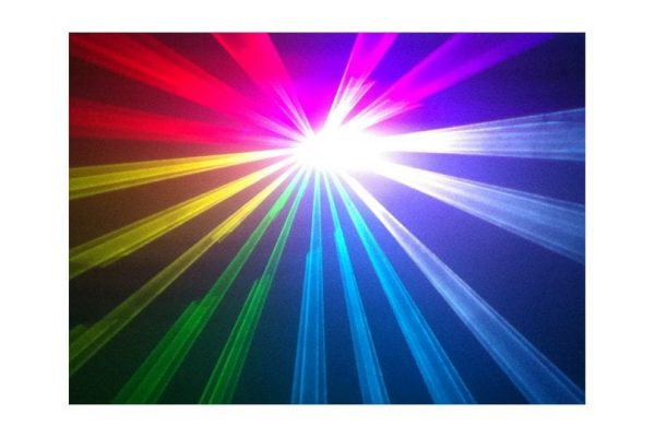 Ibiza Light DMX Controlled RGB 500mw Animation Laser