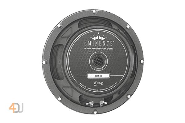 "Eminence Beta-8A 8"" Midrange/PA Driver"