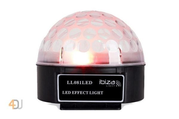 Ibiza Astro RGB LED Light Effect
