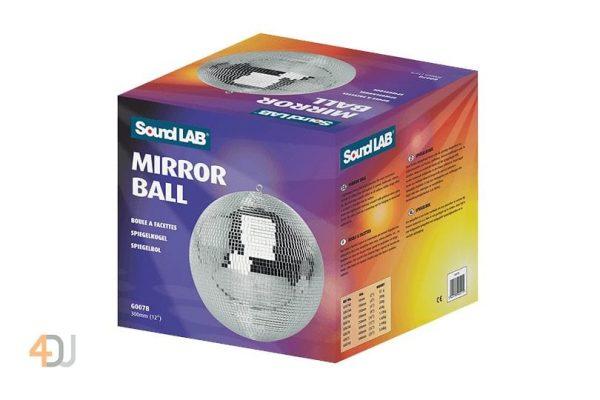 FX Lab G007B Silver Mirror Ball (Diameter (mm) 300mm (12inch)