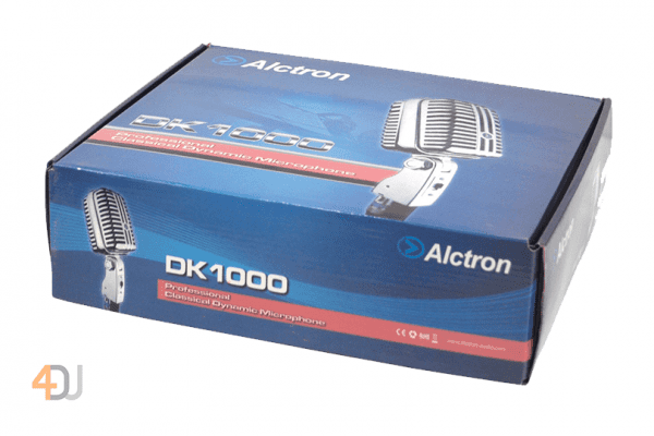 Alctron DK1000 Vintage Style Looking Microphone