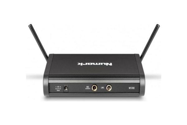 Numark WS-100 Wireless Microphone System