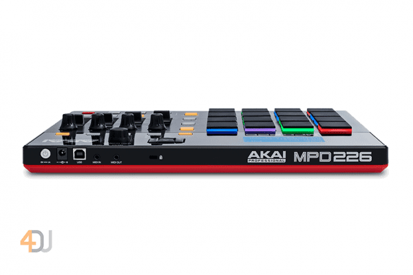 AKAI Professional MPD226 16-Pad USB/MIDI Pad Controller