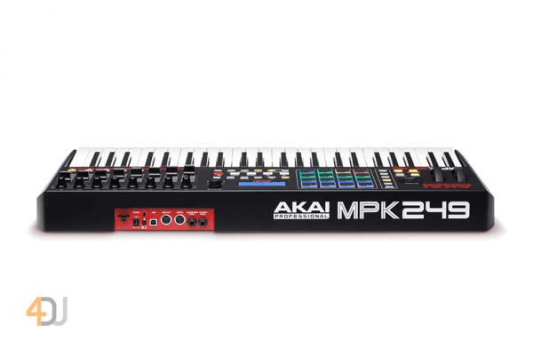 AKAI Professional MPK249 Compact 49-Key Semi-Weighted USB MIDI Keyboard