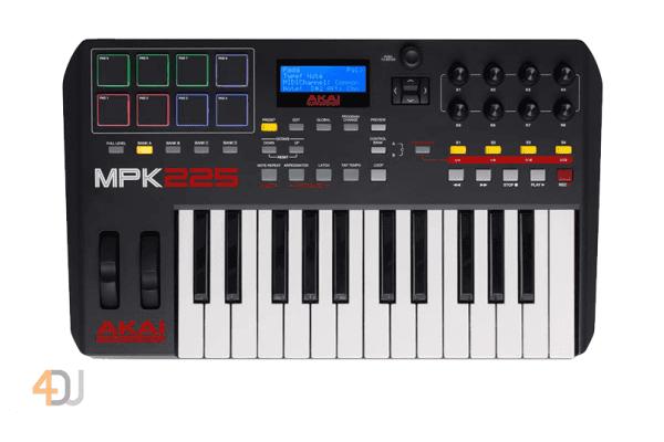 Akai Professional MPK 225 Compact Keyboard Controller