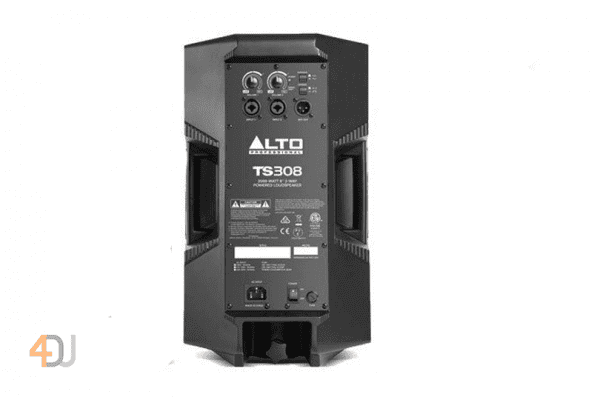 Alto TS308 2000-Watt 2-Way Powered Loudspeaker