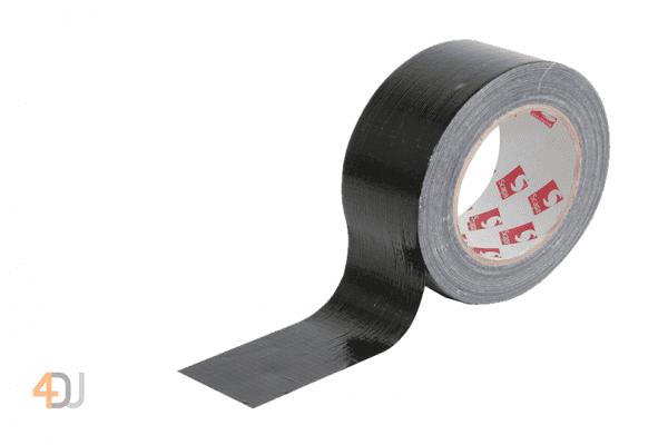 High Quality Gaffa Tape 48mm x 50m Black 853.501UK