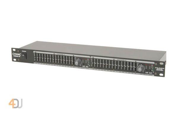 Citronic CEQ215 Dual 15 Band Graphic EQ