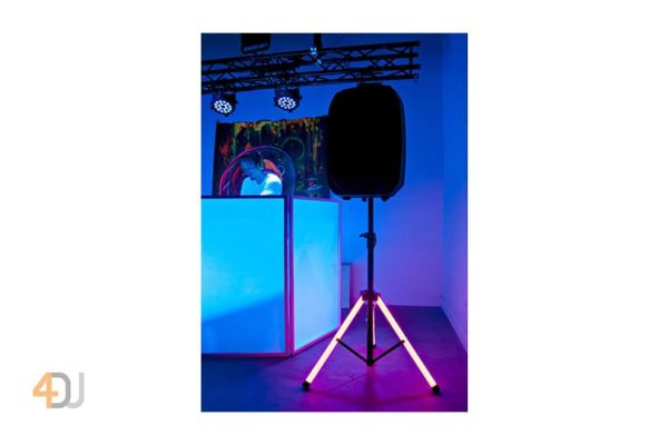 American DJ Colour Stand LED - Speaker Stand with LED Lighting