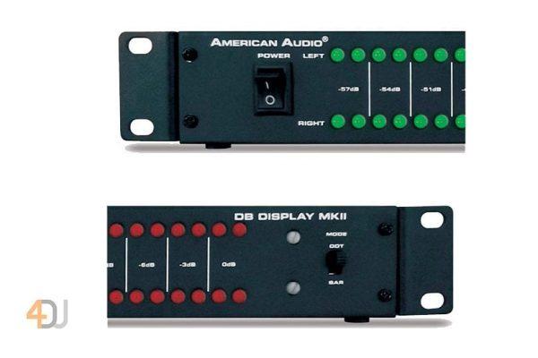 American Audio DB-DISPLAY MKII 19'' 3-Color DB Display