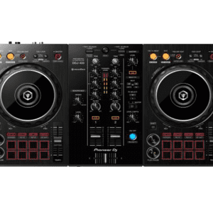 Pioneer DDJ-400 DJ Controller with Rekordbox DJ Software