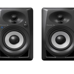 Pioneer DJ DM-40BT Desktop Monitor Speakers With Bluetooth Black