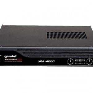 Gemini XGA-4000 Professional Quality PA Amplifier
