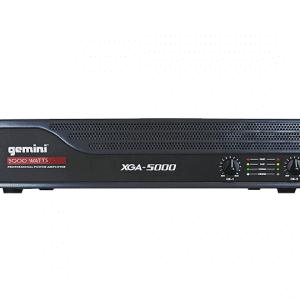 Gemini XGA-5000 Professional Power Amplifier