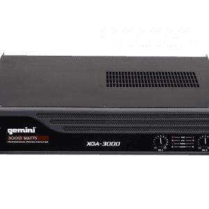 Gemini XGA-3000 Bridgeable PA Amplifier
