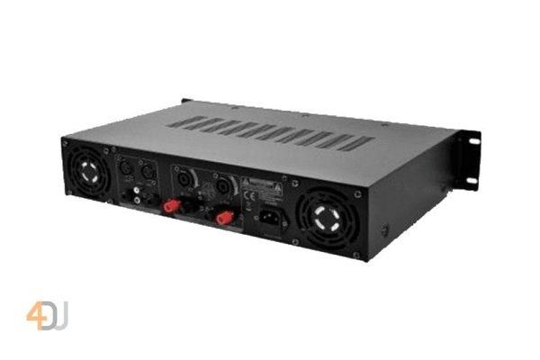 Ibiza SA1000 2 X 500W Max Power Amplifier