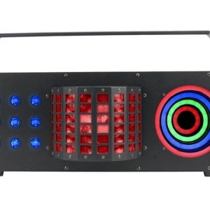 ADJ BoomBox FX3 3-FX-in-1 LED Lighting Fixture