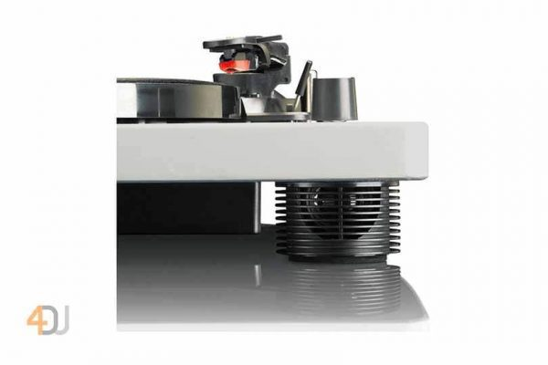 Lenco LS-50 Turntable, Grey