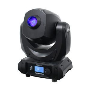 Equinox Midas Spot Revolutionary LED Powered Moving Head