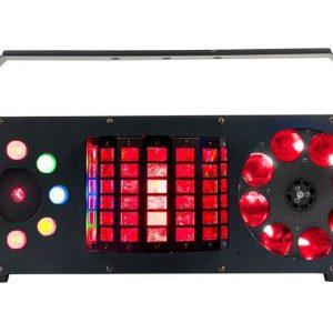 ADJ Boom Box FX2 4-FX-in-1 LED Lighting Fixture