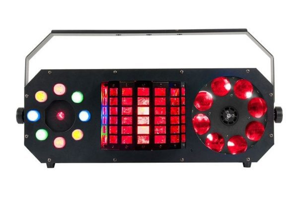 ADJ Boom Box FX2 4-FX-in-1 LED Lighting Fixture