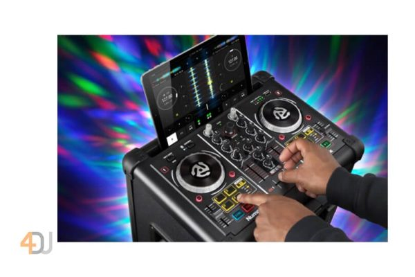 Numark Party Mix Pro - DJ Controller With Light Show
