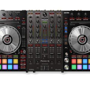 Pioneer DJ DDJ-SX3 DJ Controller - Built for Serato DJ Pro