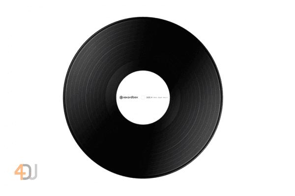Pioneer RB-VS1-K Black Rekordbox DVS Control Vinyl (Single)