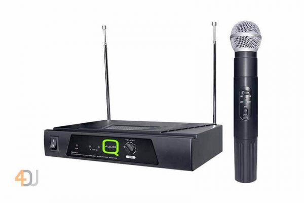 Q-Audio QWM 6 Microphone System