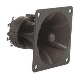 QTX Piezo Horn Tweeter - 85 x 85 x 70mm