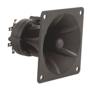 QTX Piezo Horn Tweeter - 85 x 85 x 70mm