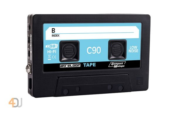 Reloop Tape 2 Recording Device for DJs