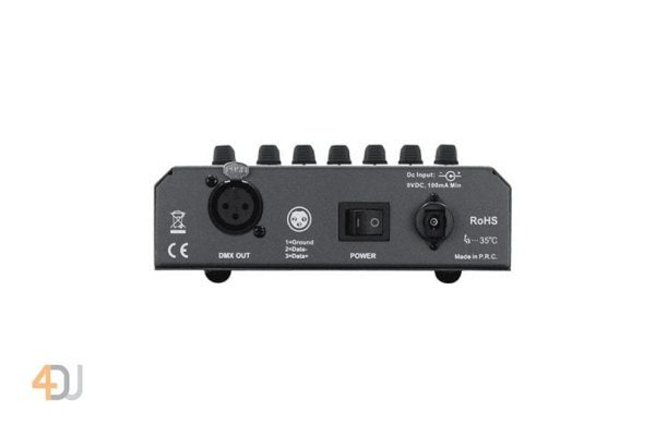Transcension SDC-6 DMX Controller