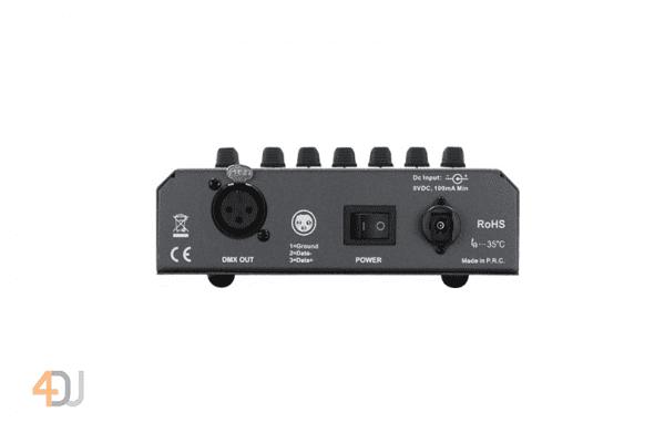 Transcension SDC-6 DMX Controller
