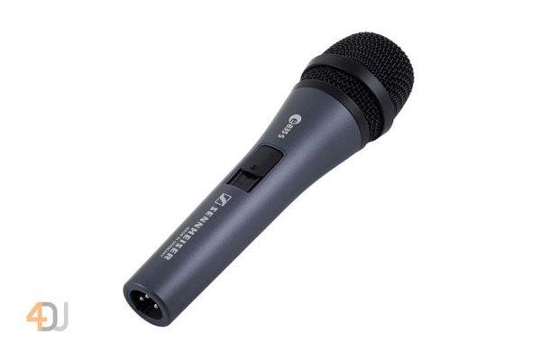 Sennheiser e 835-S - Vocal Microphone
