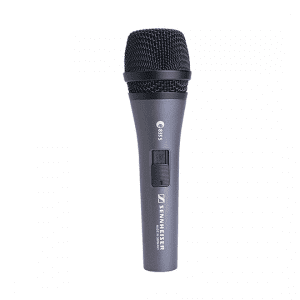 Sennheiser e 835-S - Vocal Microphone