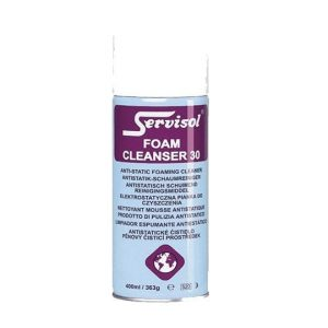 Foam Cleanser 30 Anti-Static Foaming Cleaner 400ml Aerosol