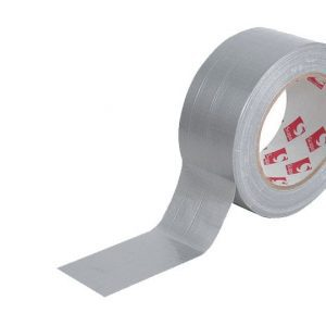 High Quality Gaffa Tape 48mm x 50m Silver 853.502 UK