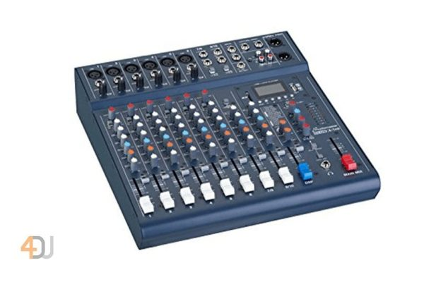 Studiomaster Club XS 10 Compact Analog Mixer with Bluetooth