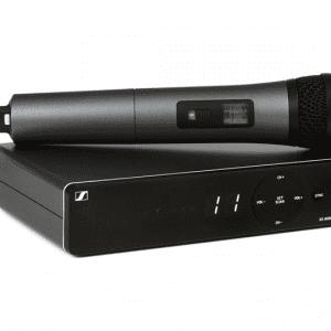 Sennheiser XSW 1-825 / XSW 1-835 Wireless Microphone System
